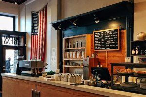 complacency and apathy in a coffee shop